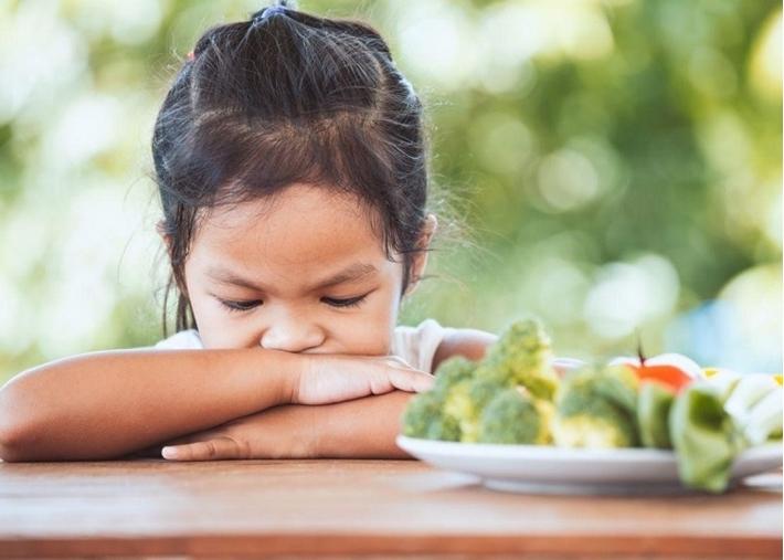 Hậu quả trẻ biếng ăn chậm tăng cân