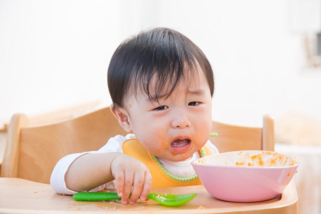 Bé nhà bạn đang biếng ăn ở mức độ nào?