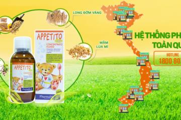 Appetito Bimbi có cơ chế tác động như thế nào để giúp trẻ hết biếng ăn?