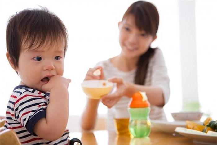 Thời tiết nắng nóng khiến trẻ mất đi hứng thú với bữa ăn
