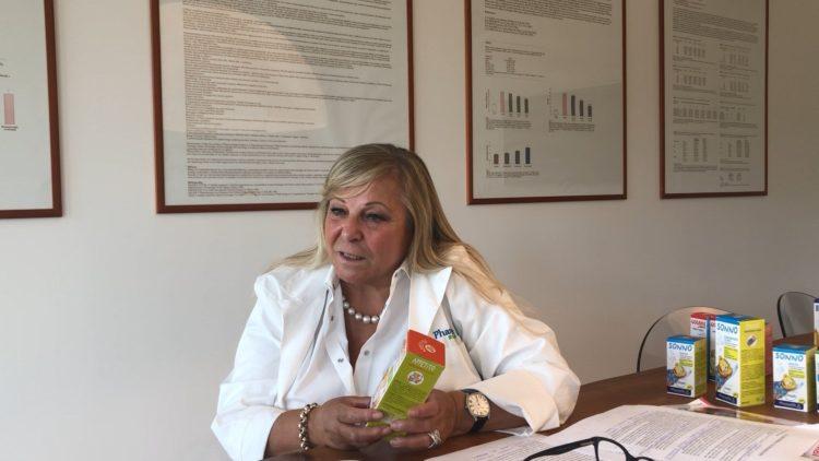 Tiến sĩ, bác sĩ Marianna Crupi (Founder- CEO Pharmalife Research) phân tích tác dụng của Fitobimbi Appetito