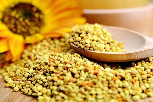 Phấn hoa chứa nhiều dưỡng chất tốt cho sức khỏe của trẻ