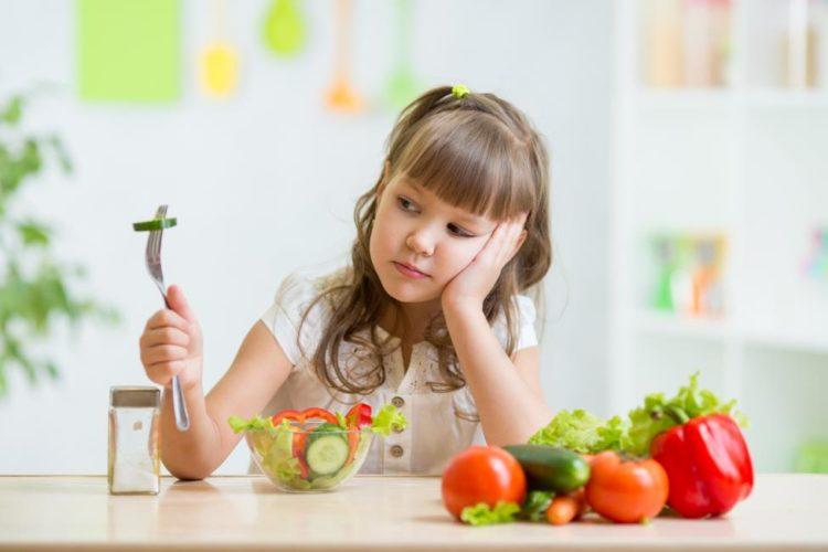 Trẻ biếng ăn thiếu chất gì?