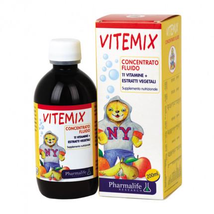 VITEMIX bimbi - Siro thảo dược chuẩn hóa châu Âu bổ sung Vitamin cho trẻ