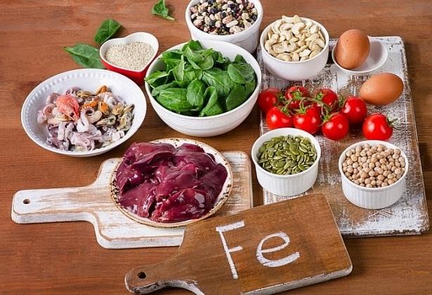 Trẻ biếng ăn thường bị thiếu máu do thiếu sắt nghiêm trọng.