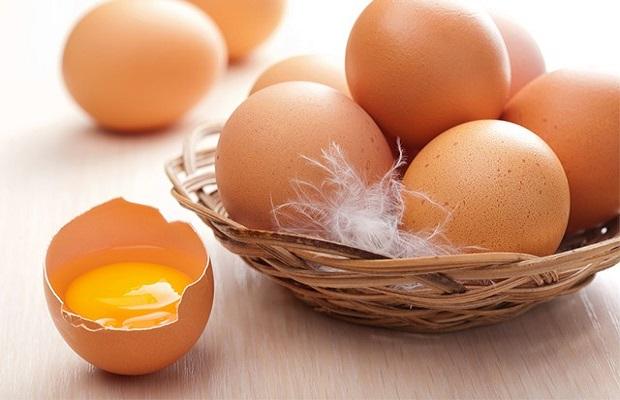 Giá trị dinh dưỡng của trứng gà