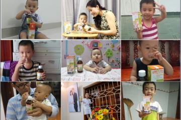 Appetito Bimbi giúp bổ sung những dưỡng chất cần thiết cho trẻ