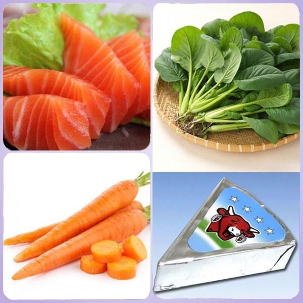 Cá hồi nấu với rau gì để có món cháo dinh dưỡng cho bé?