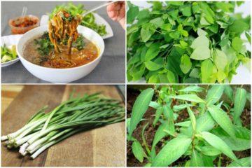 Cháo lươn nấu với rau gì ngon?
