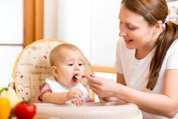 Thực đơn ăn dặm cho bé 9-10 tháng nên sử dụng thực phẩm nào?