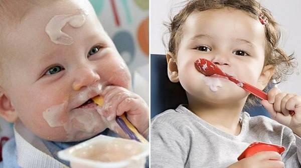 Bé 3 - 4 tháng ăn được sữa chua không?