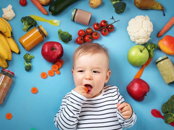 Trẻ cần bổ sung vitamin và khoáng chất đầy đủ