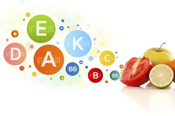 Vitamin rất cần thiết đối với sức khỏe con người