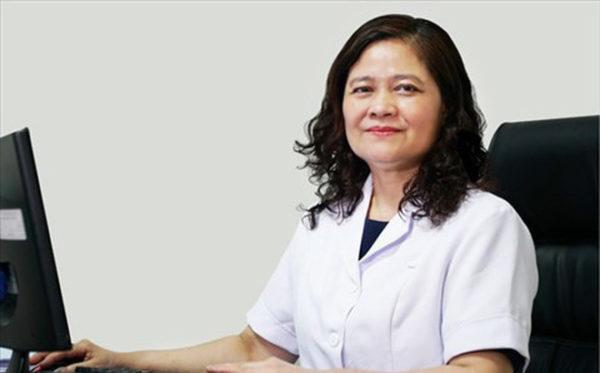 PGS.TS.BS Nguyễn Thị Lâm – Nguyên phó viện trưởng viện dinh dưỡng quốc gia