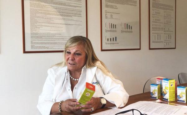 Tiến sĩ, bác sĩ Marianna Crupi phân tích tác dụng của Appetito Bimbi