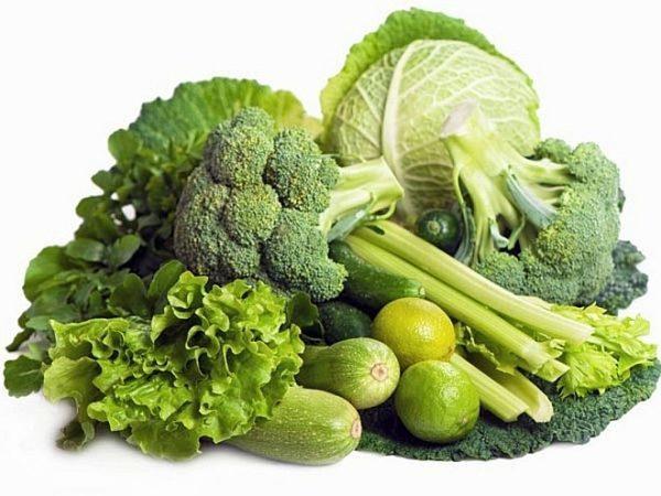 Bổ sung nhiều rau vào thực đơn của trẻ giúp giảm tình trạng táo bón