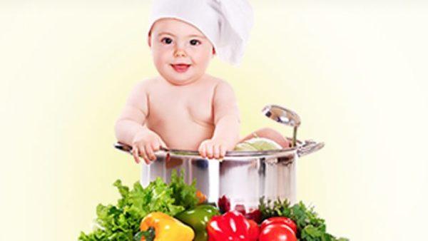 Bổ sung thực đơn cho trẻ 8 tháng từ ít đến nhiều