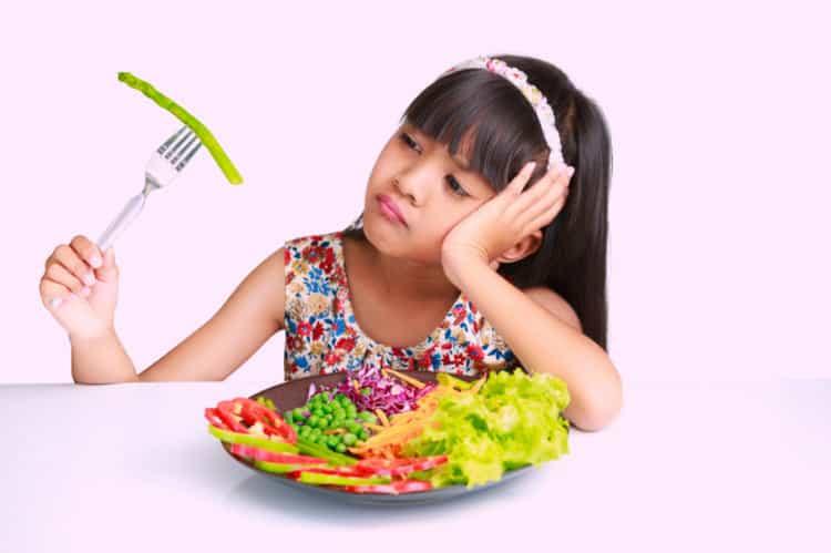 Chế biến thực đơn đa dạng giúp cải thiện tình trạng biếng ăn ở trẻ