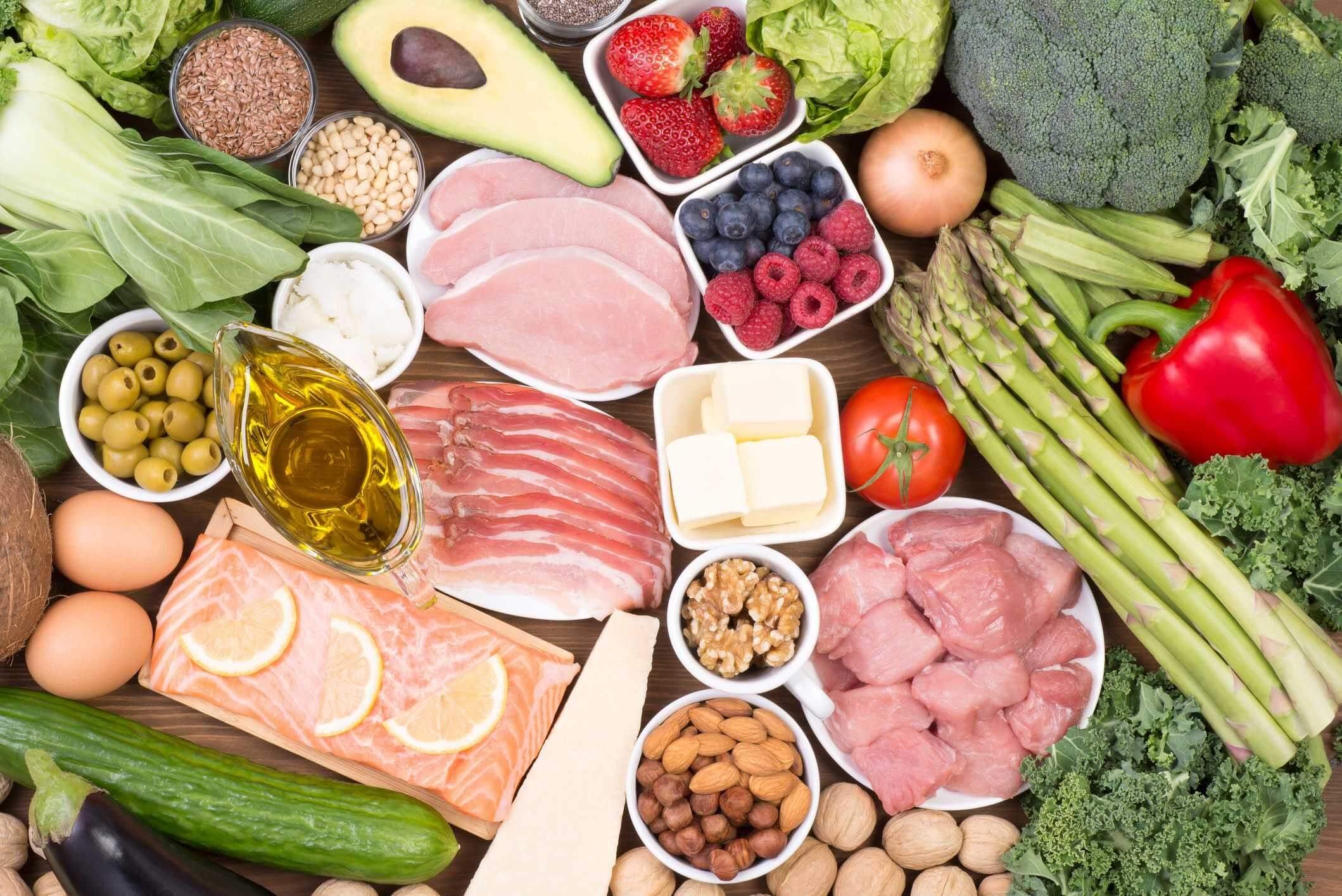 Thực đơn đa dạng, đầy đủ chất dinh dưỡng
