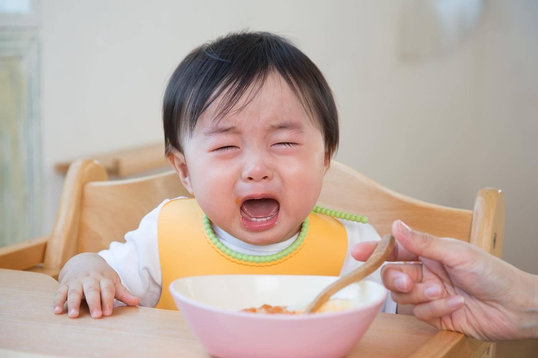 Trẻ mắc chứng biếng ăn